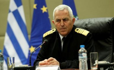 Στις ΗΠΑ ο Αρχηγός ΓΕΕΘΑ Αποστολάκης-Σε σύνοδο για την τρομοκρατίας