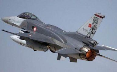 Αιγαίο: Έκοψαν πάλι διψήφια «ταρίφα» παραβιάσεων τα τουρκικά αεροσκάφη