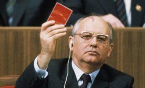 Λάθος η απόσυρση των ΗΠΑ από την συνθήκη λέει ο Γκορμπατσόφ