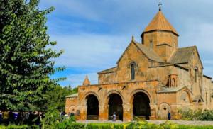 Η πρώτη χώρα που υιοθέτησε τον Χριστιανισμό ως επίσημη θρησκεία