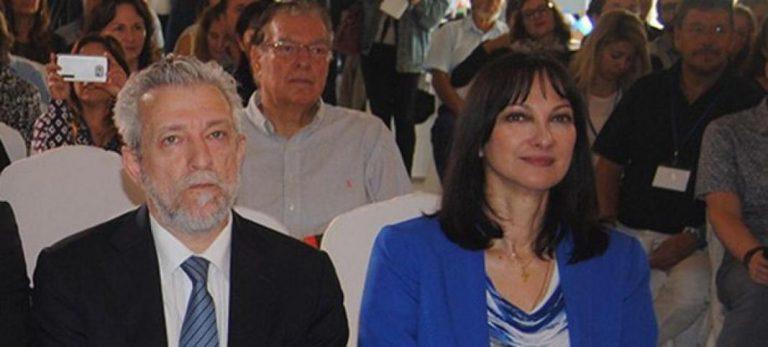 Έβγαλε…είδηση ο Κοντονής – Στο ψηφοδέλτιο Επικρατείας του ΣΥΡΙΖΑ η Κουντουρά;…