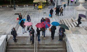 Εκτακτο δελτίο επιδείνωσης καιρού -Ο «Ορέστης» φέρνει βροχές και καταιγίδες