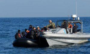 Μαζικές μεταφορές λαθραίων μεταναστών από την Τουρκία από την Frontex
