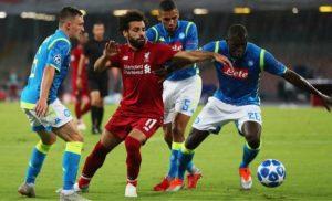 Champions League, Νάπολι – Λίβερπουλ 1-0: Colpo grosso η Νάπολι