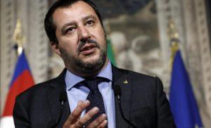 Σαλβίνι για ΕΕ: Δεν επιτίθενται σε μία κυβέρνηση, αλλά σε έναν λαό