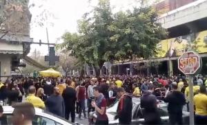 Γεμάτοι οι δρόμοι γύρω απ' το Κλεάνθης Βικελίδης, 2 ώρες πριν το ντέρμπι