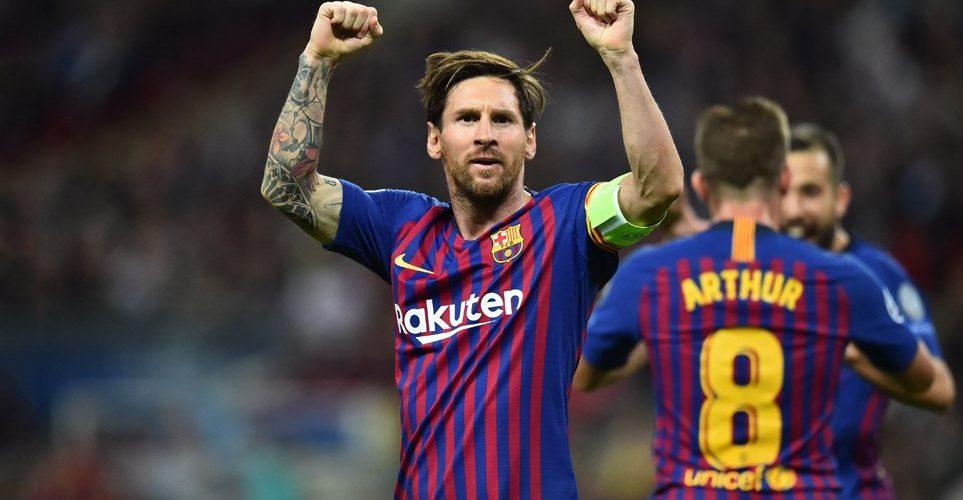 Champions League, Τότεναμ-Μπαρτσελόνα 2-4: «Ανάσταση» με σόου Μέσι