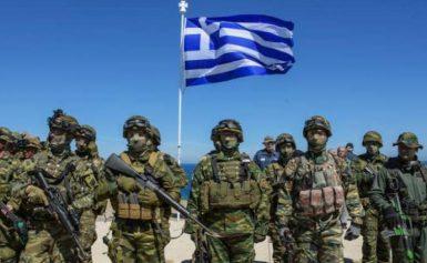 Σε διαρκεί ετημότητα οι ένοπλες δυνάμεις μετά και τις εξελίξεις στο Αιγαίο