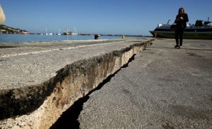 Ζάκυνθος: Σε επιφυλακή το νησί για 48 ώρες