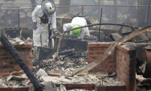 Καλιφόρνια: Αυξάνονται οι νεκροί από τις φονικές πυρκαγιές – 1276 οι αγνοούμενοι