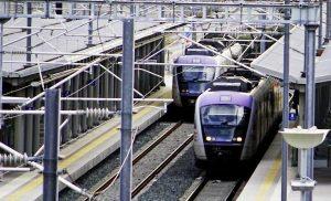 Κανονικά από σήμερα τα δρομολόγια μετρό προς το αεροδρόμιο
