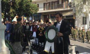 Αποδοκιμάστηκε βουλευτής του ΣΥΡΙΖΑ στη Σιάτιστα – ΒΙΝΤΕΟ