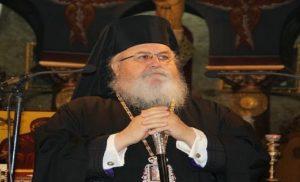 Άστραψε και βρόντηξε ο Μητροπολίτης Δανιήλ: «Ο Αρχιεπίσκοπος Ιερώνυμος ενήργησε ερήμην της Ιεραρχίας»