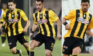 Η ΑΕΚ αποδυναμώνεται: Τέλος οι Σιμόες, Μπακασέτας και Λαμπρόπουλος!