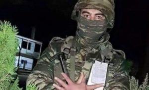 Νέο κρούσμα «αλβανικού αετού» στις ΕΔ: Στρατιώτης που υπηρετεί στα ελληνοτουρκικά σύνορα τον επιδεικνύει με «καμάρι»