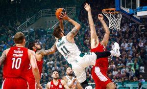 Basket League, Παναθηναϊκός-Ολυμπιακός 79-70: Ο κυρίαρχος του παιχνιδιού