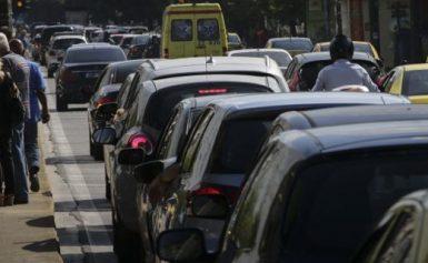 Κυκλοφοριακό χάος στο Παναθηναϊκό Στάδιο