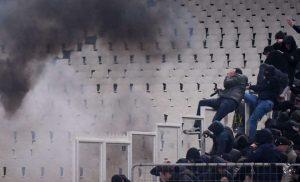 «Μπουρλότο» στο ελληνικό ποδόσφαιρο και επαναφορά της απειλής του Grexit