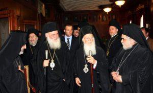 Αντιπροσωπεία του Οικουμενικού Πατριαρχείου έρχεται εκτάκτως στην Αθήνα