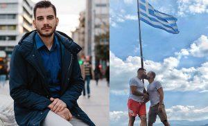 Μιχάλης Λώλης: Ο πρώτος δηλωμένος gay αστυνομικός ξεσπάει – Δεν «ανέβασα» τη φωτογραφία με τα αντρικά φιλιά για να προκαλέσω.