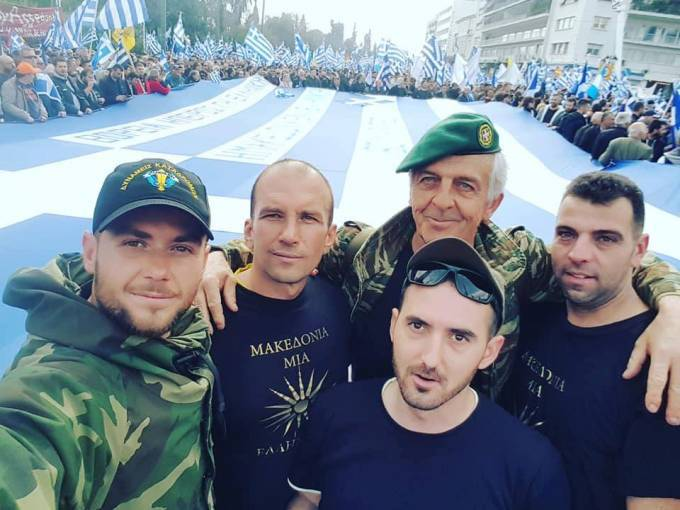 Θα «βουλιάξουν» οι Βουλιαράτες από χιλιάδες πατριώτες, που θα τιμήσουν τον Κ. Κατσίφα στην κηδεία του!