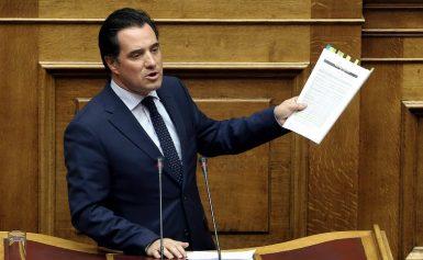 Ερώτηση Γεωργιάδη στη Βουλή: Θα απαγορεύσει η κυβέρνηση το Μακεδονία Ξακουστή;