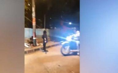 Σκληρό βίντεο: Στυγνή δολοφόνος εκτελεί εν ψυχρώ πέντε άτομα σε πάρτι