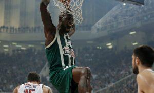 O «εξάστερος» Παναθηναϊκός τύφλωσε τον Ολυμπιακό 93-80 στο ΟΑΚΑ για την Euroleague
