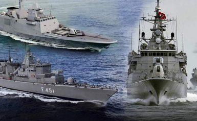 Πρώτη επαφή ελληνικών και γαλλικών πολεμικών πλοίων με τουρκική πυραυλάκατο σε δεσμευμένη περιοχή της Κύπρου