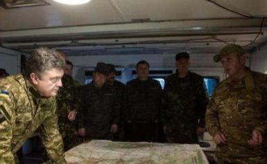 «Μυρίζει» μπαρούτι: Ο Ποροσένκο υπέγραψε στρατιωτικό Νόμο!
