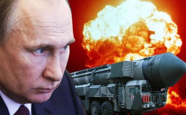 «Άστραψε και βρόντηξε» ο Πούτιν: Πείτε στους Ουκρανούς να μην κάνουν κάτι απερίσκεπτο…