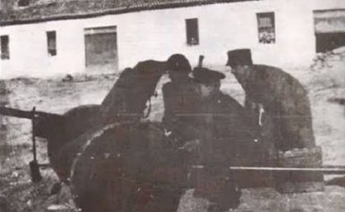 6-18 Δεκεμβρίου 1944. Νικηφόρος Άμυνα του Συντάγματος Χωροφυλακής Μακρυγιάννη σε πενταπλάσιες δυνάμεις του ΕΛΑΣ με βαρύ οπλισμό και αφθονία μέσων!