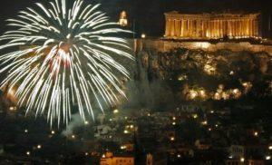 Με υπερθέαμα στο Θησείο η Αθήνα θα υποδεχτεί το 2019