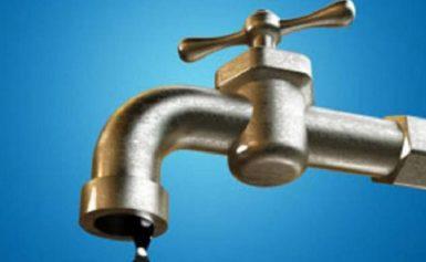 Πάτρα: Χωρίς νερό την Τρίτη (4/12) πολλές περιοχές της πόλης