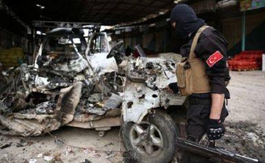Ξεκίνησε το αντάρτικο κατά του Ερντογάν – Πολύνεκρη βομβιστική επίθεση στο Αφρίν (Pics)