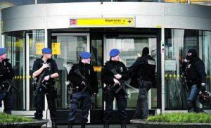 Συναγερμός στο Άμστερνταμ – Εκκενώθηκε μέρος του αεροδρομίου