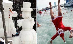 Από το Ιράκ μέχρι τη Λετονία: Δείτε πώς γιόρτασαν τα Χριστούγεννα σε όλο τον κόσμο