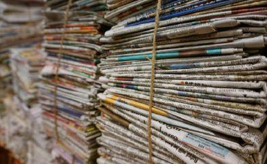 «Βόμβα» στον Τύπο: Κλείνει πολιτική εφημερίδα