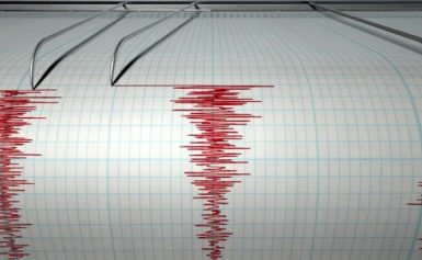 Σεισμική δόνηση 4,4 Ρίχτερ ανοιχτά της Κρήτης