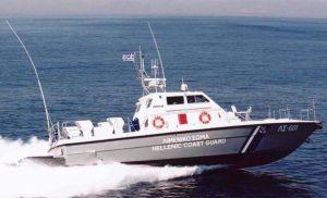 Σκάφος του Λιμενικού καταδίωξε τουρκική ακταιωρό στη Χίο