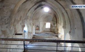 Ντροπή: Βεβήλωσαν μοναστήρι στα Κατεχόμενα – Έκλεψαν καμπάνα 300 κιλών! [βίντεο]