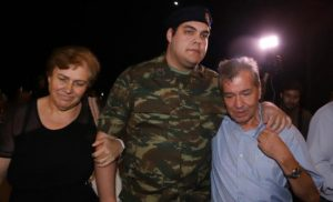 Συγκινεί ο πατέρας του Δημήτρη Κούκλατζη: «Το 2019 να φέρει περισσότερη Ελλάδα στην καρδιά μας» (βίντεο)