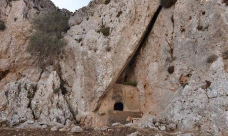 Αυτό είναι το Άγιον Όρος της Κρήτης βίντεο