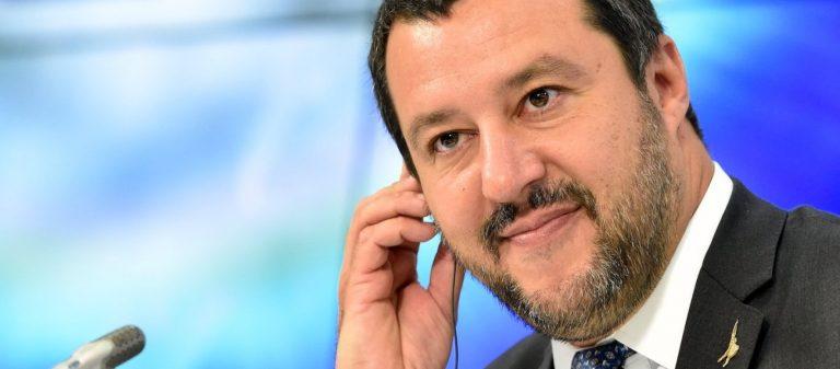 Μ.Σαλβίνι: «Ρωτήστε τους Έλληνες να σας πουν πόσο τους άρεσε το ευρωπαϊκό όνειρο»