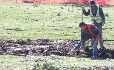 Σοκ: Βρέθηκαν ανθρώπινα οστά σε μπάζα κοντά στα ΚΤΕΛ Ναυπάκτου