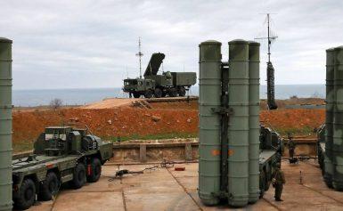 Άσχημες εξελίξεις στη Μ.Θάλασσα: Oι πρώτες εικονικές καταρρίψεις αεροσκαφών της USAF από ρωσικά S-400 & μαχητικά Su-27