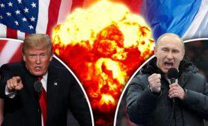 Πυρηνικό πόλεμο με τις ΗΠΑ βλέπει ο Πούτιν: «Ο Θεός να μας συγχωρέσει αν συμβεί»