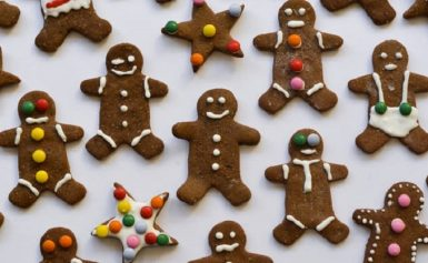 Η συνταγή της ημέρας: Gingerbread cookies