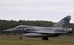 Γαλλία: Νεκροί ανασύρθηκαν οι δύο πιλότοι του Mirage 2000D