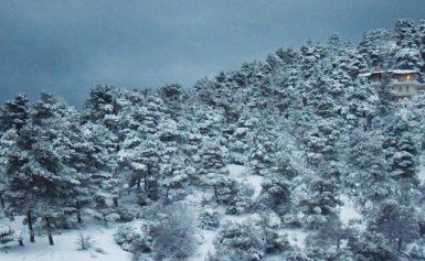 Έκτακτο δελτίο ΕΜΥ: Ο χιονιάς «χτυπάει» από ώρα σε ώρα την Αττική – Πού θα χιόνισει